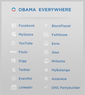 obama everywhere SIME 2008: Hur blir man president i USA?